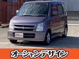 スズキ ワゴンR 660 FX-S リミテッド 検2年 スマートキー CD