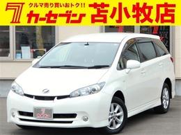 トヨタ ウィッシュ 1.8 S 4WD 横滑り防止装置 パドルシフト プッシュS