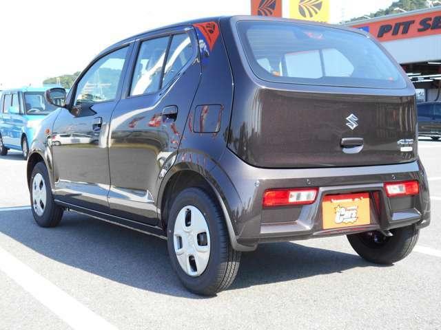 令和3年式 スズキ アルトの届出済未使用車 グレードはLスズキセーフティサポート