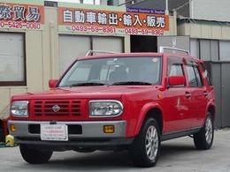 日産 ラシーン 1.5 タイプI 4WD アルミホイール 修復歴無し 136