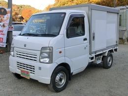 スズキ キャリイ 保冷車 タイミングチェーン AT 2WD