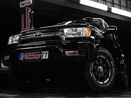 トヨタ ハイラックスサーフ 2.7 SSR-X 4WD カスタムオフロードスタイル