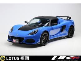 ロータス エキシージ スポーツ 350 新車未登録 最終モデル ブラック鍛造AW