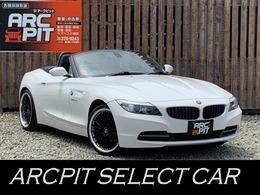 BMW Z4 sドライブ 23i ハイラインパッケージ 電動オープン ブラックレザー 社外19AW ETC