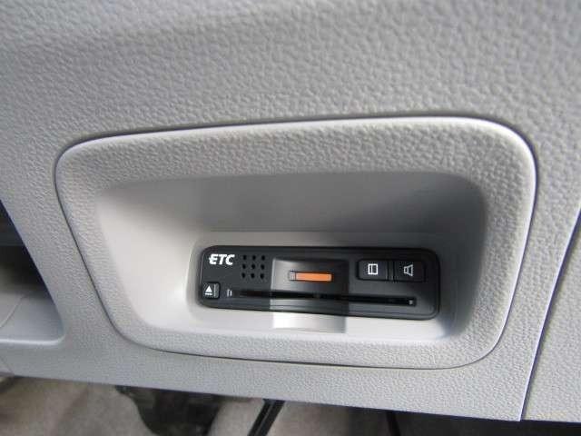 ビルトイン式ETC車載器