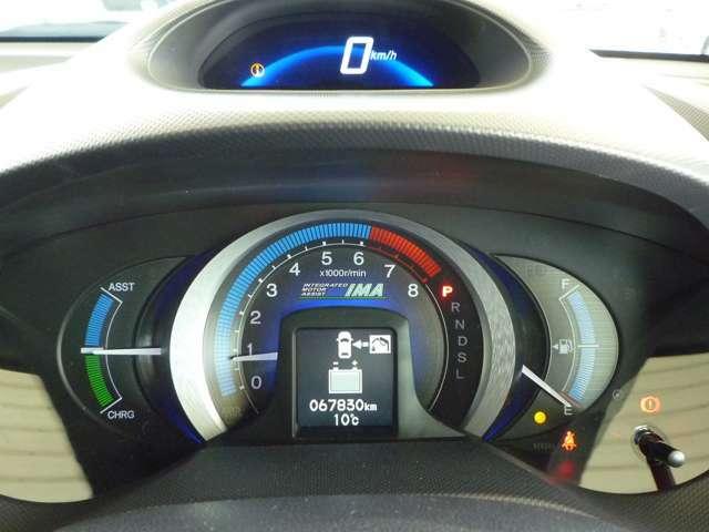 スピードはデジタル表示で独立しています