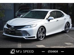 トヨタ カムリ 2.5 G ZEUS新車カスタム ディスプレイオーディオ