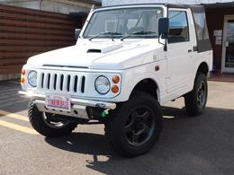 スズキ ジムニー 660 幌 CC 4WD