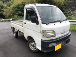 ダイハツ ハイゼットトラック 660 スペシャル 3方開 4WD 車検R4/1