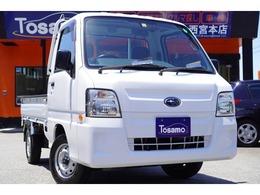 スバル サンバートラック 660 TC スーパーチャージャー 三方開 4WD 5速MT/メッキリアフェンダー/キーレス/ABS