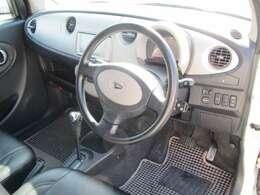 運転もらくらくのAT車ですので女性や初心者の方も安心ですね!