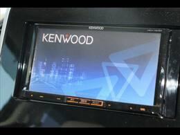 Kenwoodナビ搭載でロングドライブも快適です!