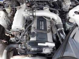 RB25DET 水冷直列6気筒DOHC24バルブ ICターボ