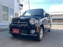 ダイハツ ミラココア 660 X 4WD ワンオーナー/社外ナビ