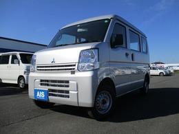 三菱 ミニキャブバン ミニキャブM Hルーフ 5速マニュアル/当社デモカー使用車