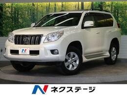トヨタ ランドクルーザープラド 2.7 TX Lパッケージ 4WD サンルーフ 純正ナビ 7人乗り ETC