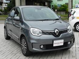 ルノー トゥインゴ サンドレ 限定車 ユーザー買取車