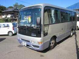 人気のシビリアンバスキャンピングターボ車が入庫しました!NOXPM適合!8NO
