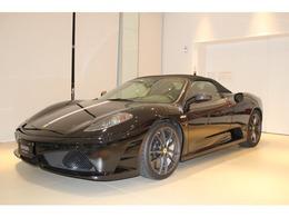 フェラーリ スクーデリア・スパイダー16M F1スーパーファースト2 D車 認定中古車 世界限定499台 走行11988KM