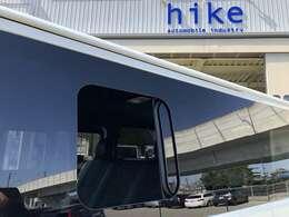 小窓付きスライドドア!パワースライドドアの場合¥96,800追加、別途ご納期を頂戴します