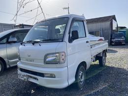 ダイハツ ハイゼットトラック 660 農用スペシャル 3方開 4WD 車検受渡し 自社 専属 ローン