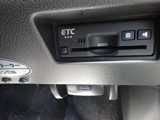 高速道路の必需品ETC♪もちろんセットアップ致します!☆