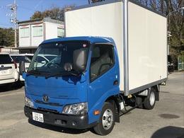 トヨタ ダイナ アルミバン 4.0リッター 2t積 ワンオーナー