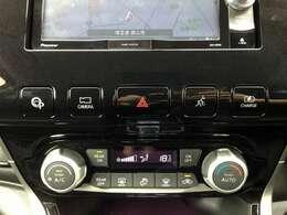 自動でハンドル操作を行う自動駐車パーキングアシスト&アラウンドビューカメラの視点切替えスイッチ、マナーモード&チャージモードなど機能搭載!