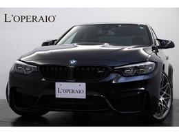 BMW M3セダン コンペティション M DCT ドライブロジック 1オーナー アダプティブMサスペンション