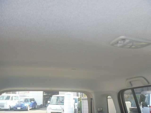 天井の状態も良く綺麗です!