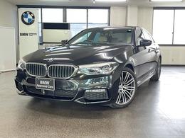 BMW 5シリーズ 523i Mスポーツ ワンオーナー禁煙車白レザーイノベーション