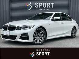 BMW 3シリーズ 320i Mスポーツ 純正ナビ コンフォートPKG ハーフレザー