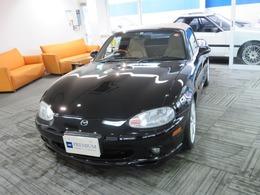 マツダ ロードスター 1.8 VS テイン車高調 外16AW レザーシート