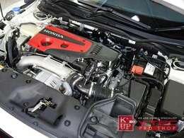 カタログ値320馬力を誇るK20C VTECターボエンジン!高出力・ハイレスポンスなFF車を是非お楽しみください。オイルはメーカー推奨を守って定期交換がおススメです。皆様のお問合せお待ちしております!