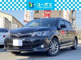 トヨタ カローラフィールダー 1.8 S エアロツアラー W×B 純正HDDナビ・バックカメラ・スマートキ