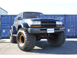 トヨタ ランドクルーザー80 4.2 VX ディーゼルターボ 4WD 6インチUP・44インチ大口径タイヤ
