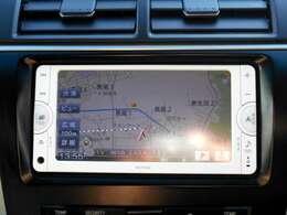 メインユニットは純正SDナビ!機能充実地デジワンセグTV/バックカメラ/AUX/Bluetooth音楽付きで快適ドライブ◎