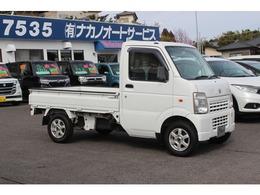スズキ キャリイ 660 KC 3方開 4WD 5スピード/社外CD/エアコン/パワステ