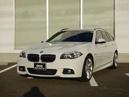 BMW 5シリーズツーリング 523i Mスポーツ 19AW 電動トランクリッド