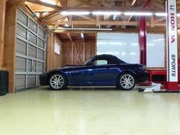 ホンダ S2000 2.0 クラッチセット・四輪アライメントメンテナ