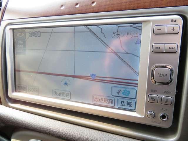 SDナビ付なのでドライブも安心ですね!!