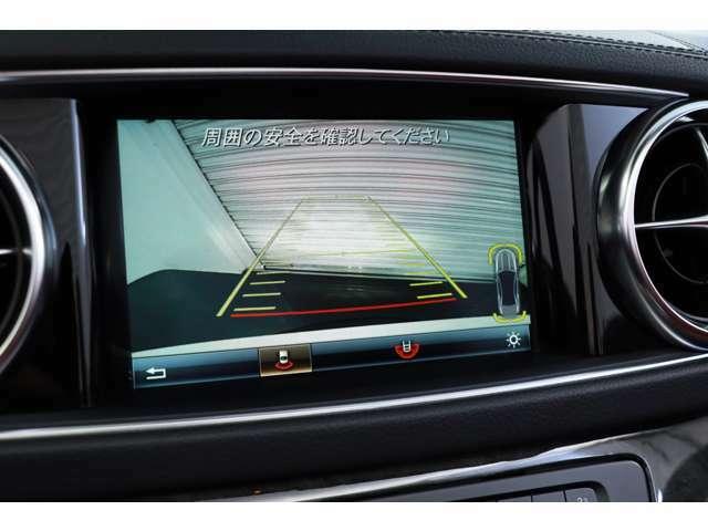 バックカメラが装備しておりますので、大切な愛車を安全に駐車して頂けます!!