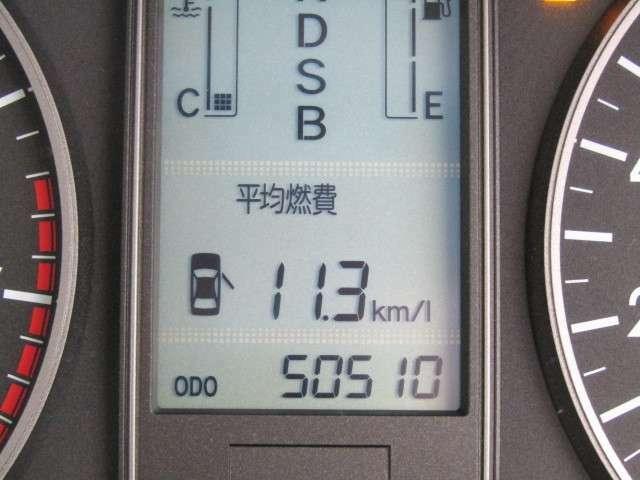 走行距離はおよそ51,000kmです。