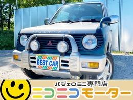 三菱 パジェロミニ 660 XR-I 4WD 検R3/6