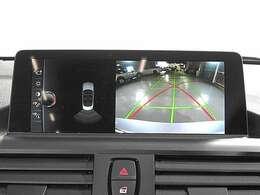 リアビューカメラと後方障害物センサー(PDC)装備で、駐車をサポート。