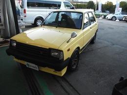 トヨタ スターレット S