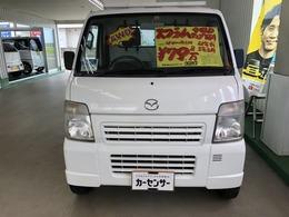 マツダ スクラムトラック ダンプWA 4WD 5F エアコン