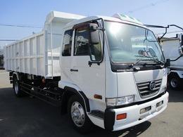 UDトラックス コンドル ロングダンプ 増トン