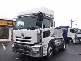 UDトラックス クオン 積載9.6t トラクター 問合番号 9021