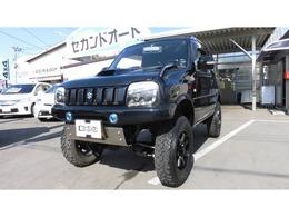 スズキ ジムニー 660 ワイルドウインド 4WD リフトアップ ヘッドライト テールランプ